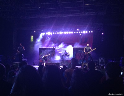 Red playing AtlantaFest 2014