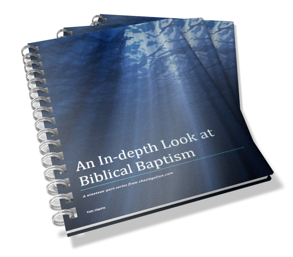 download baptism series