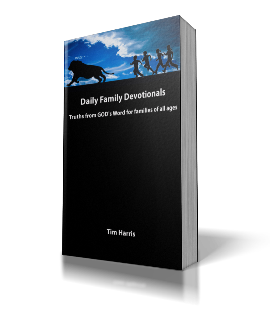 daily family devotionals 3d book