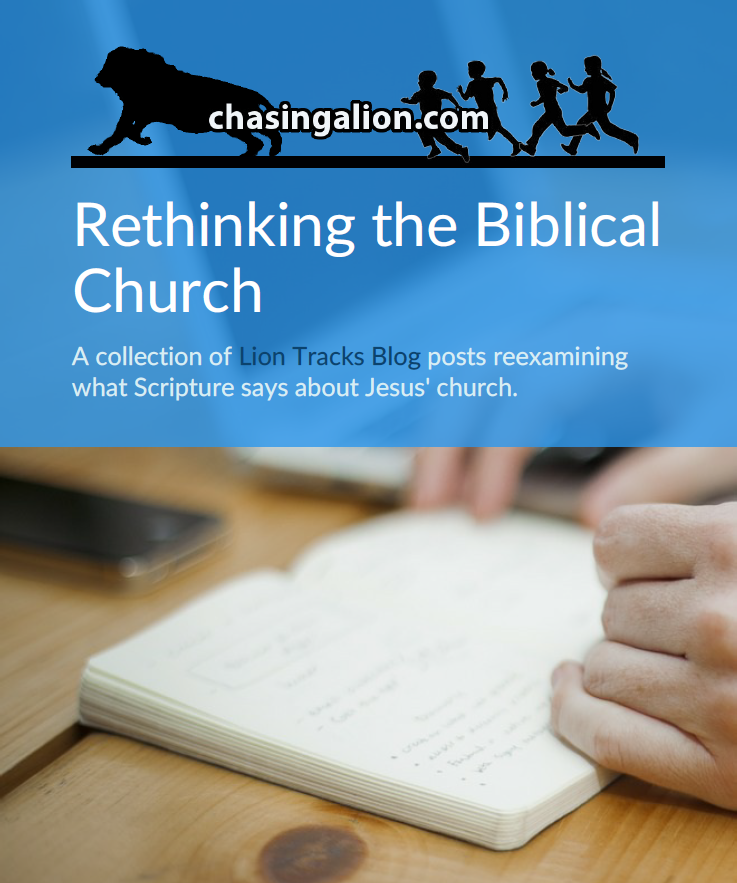 download Rethinking the Biblical Church